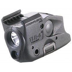 Lampe tactique Streamlight TLR-6 - Pour Glock