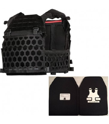 Porte plaque Plate Carrier All Missions 5.11