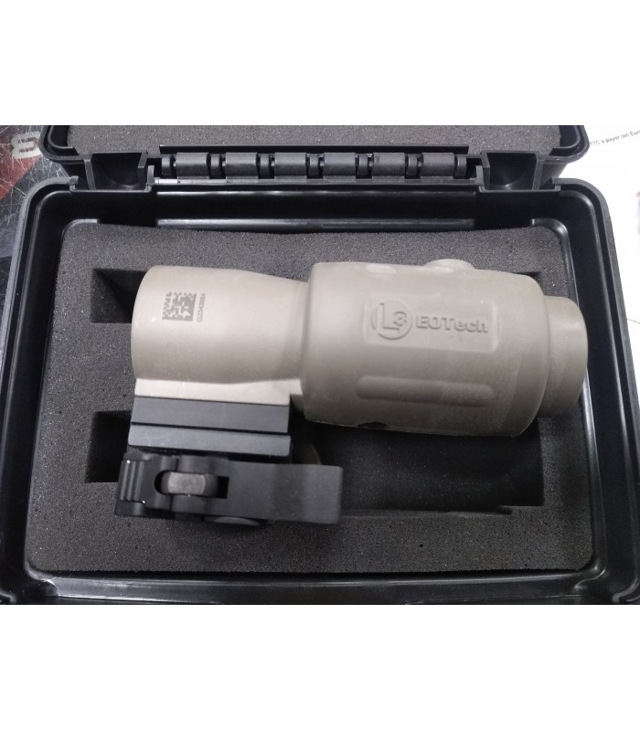 Eotech magnifier g23 montage Sts fde